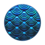 PopGrip Iridescent Mermaid Wave (801252), PopSockets