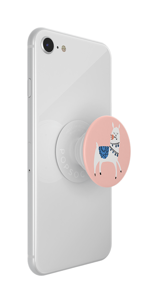 PopGrip Loyal Llama Lover (801654), PopSockets