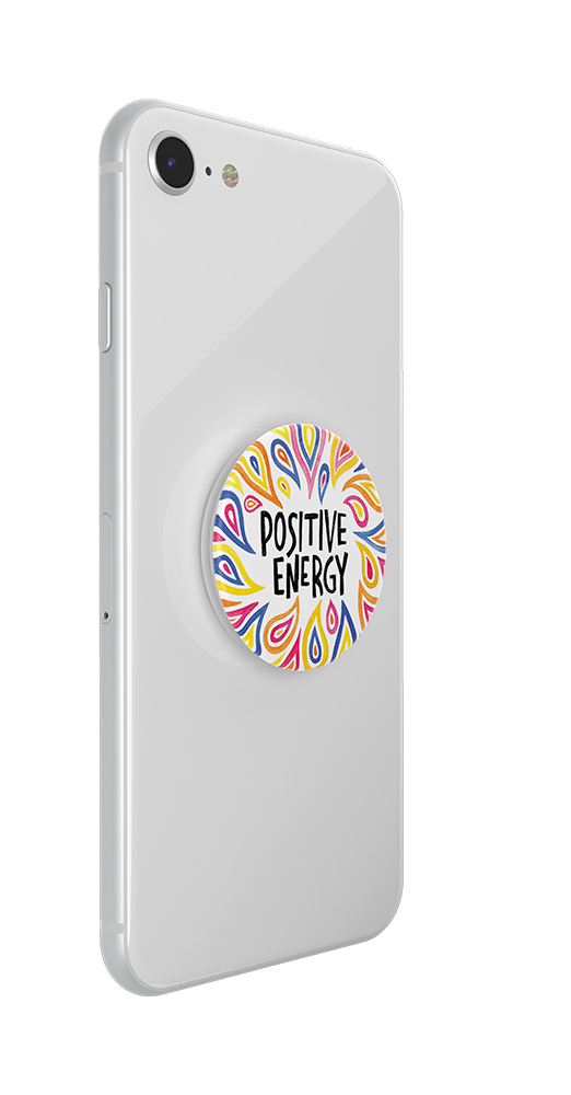 PopGrip Positive Energy (801016), PopSockets