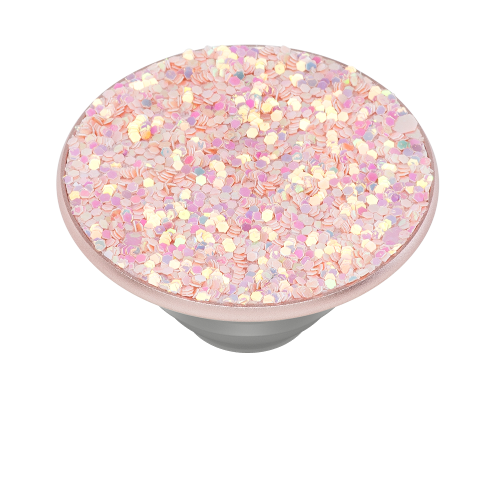 PopGrip Sparkle Rose (800499), PopSockets