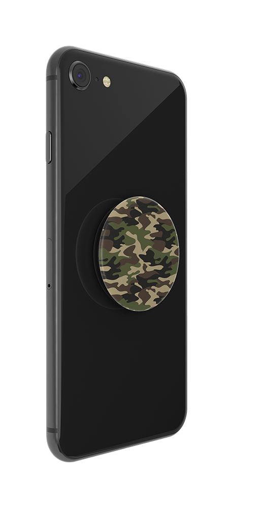 PopGrip Woodland Camo (801986), PopSockets