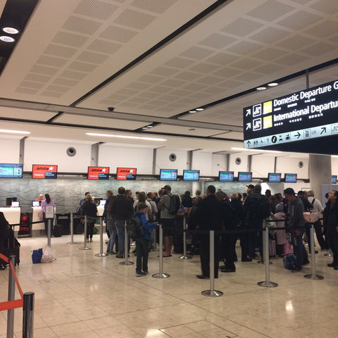 Cancelled Flight in Christchurch