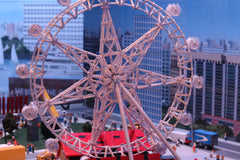 Lego version of the Melbourne Star