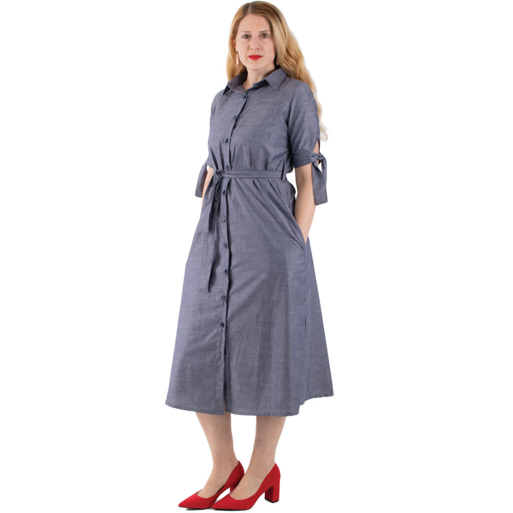 Mischa Shirt Dress