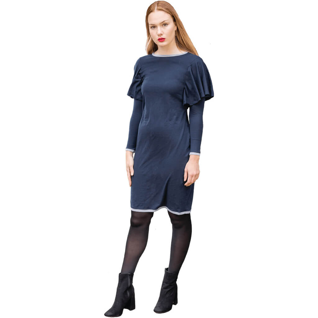 Amber Organic Cotton Dress