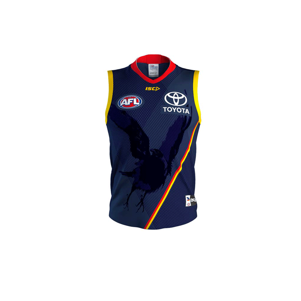 Adelaide Crows 2020 Training Guernsey