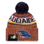 Adelaide Crows New Era Authentic Team Beanie