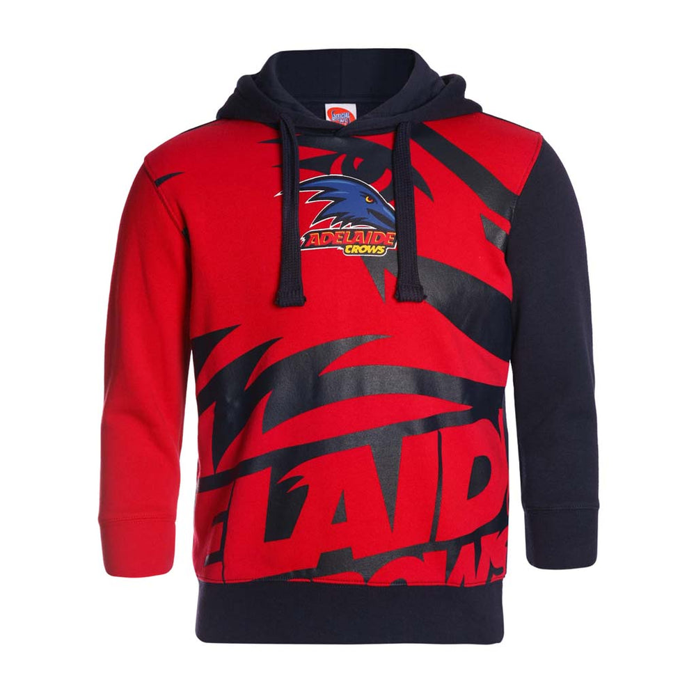 Adelaide Crows 2017 Supporter Hoodie - Youth