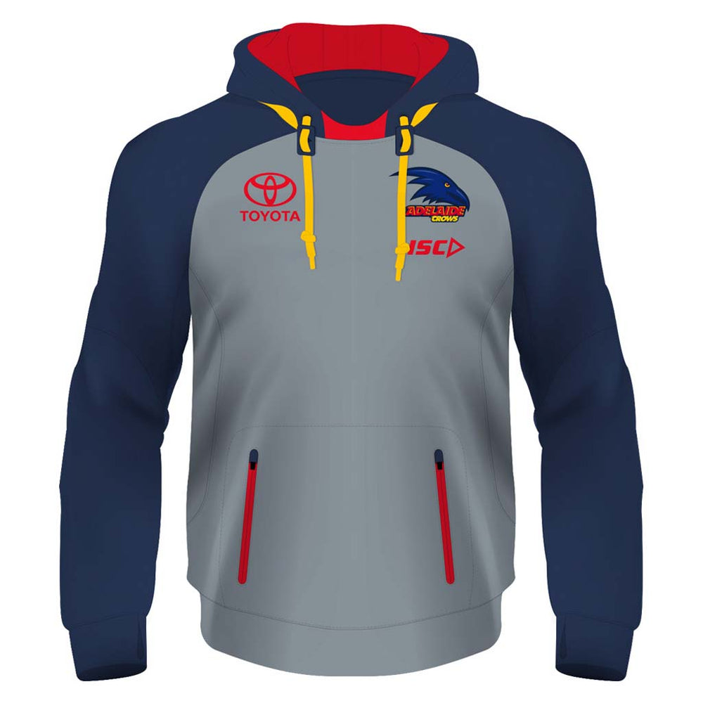 Adelaide Crows 2018 Squad Hoody - Youth