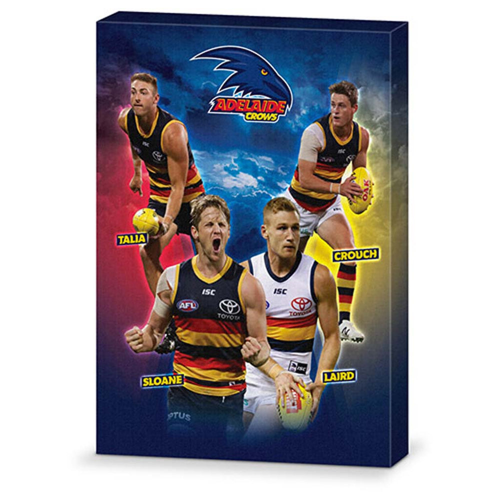 Adelaide Crows 4-Player Canvas