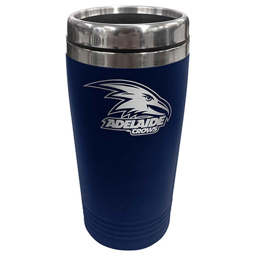 Adelaide Crows Stainless Steel Travel Mug