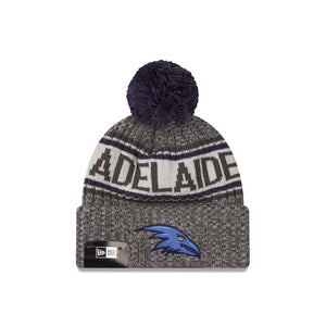 Adelaide Crows New Era 6 Dart Cuff Beanie