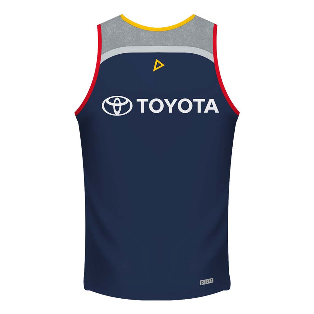 Adelaide Crows 2018 Training Singlet