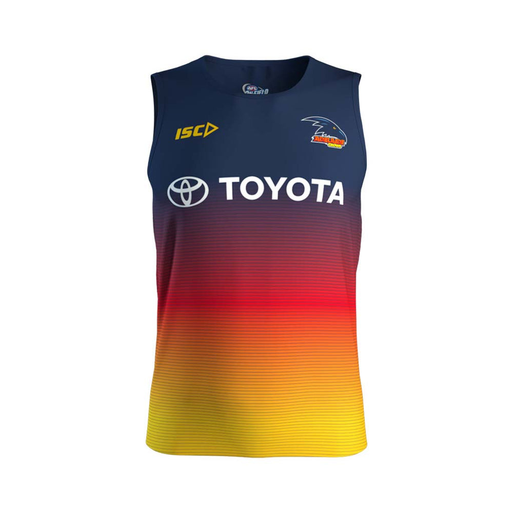 Adelaide Crows 2019 Training Singlet