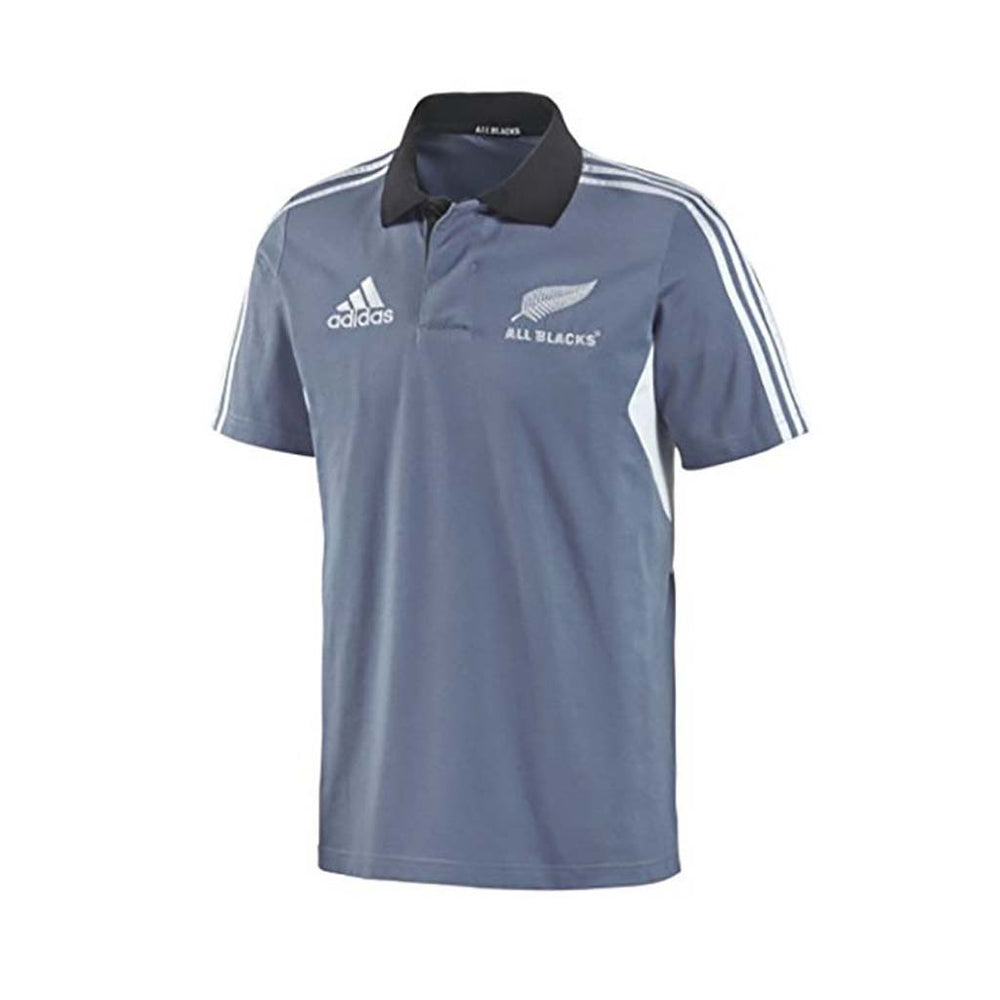 All Blacks Polo - Slate