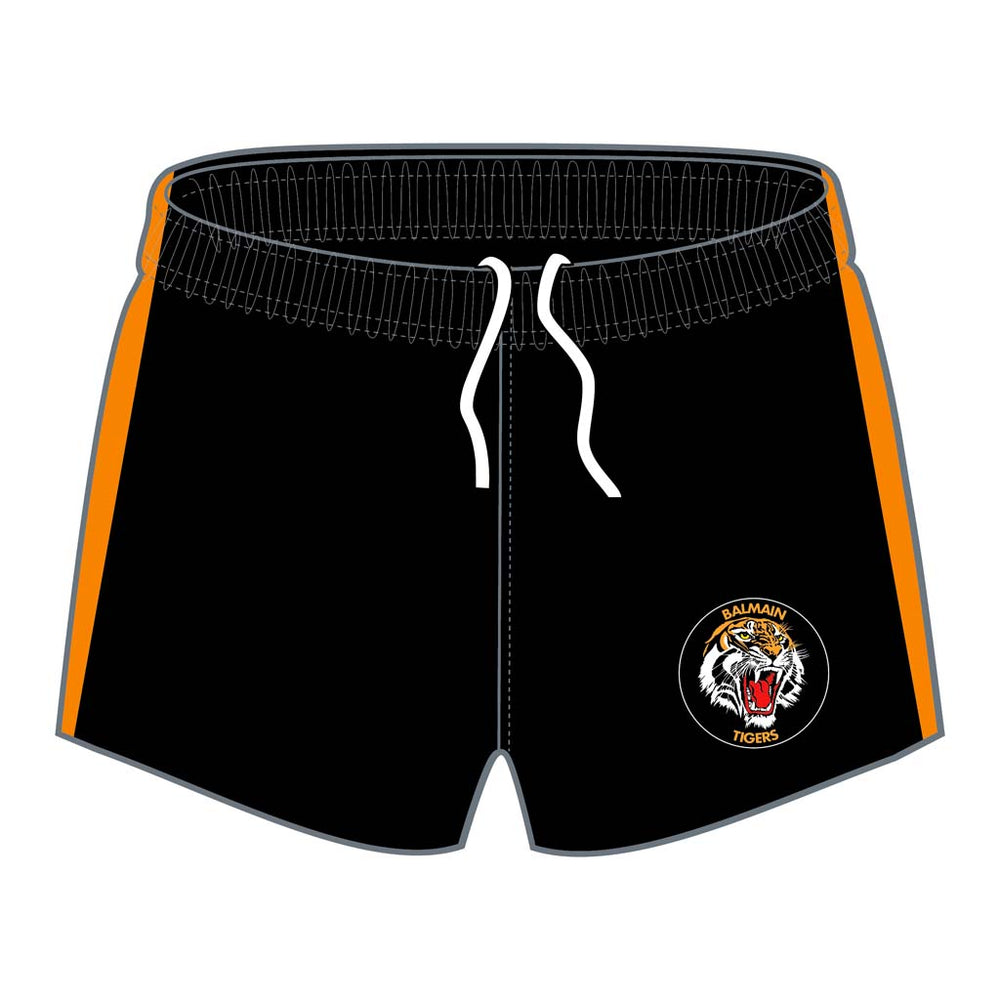 Balmain Tigers Retro Supporter Shorts