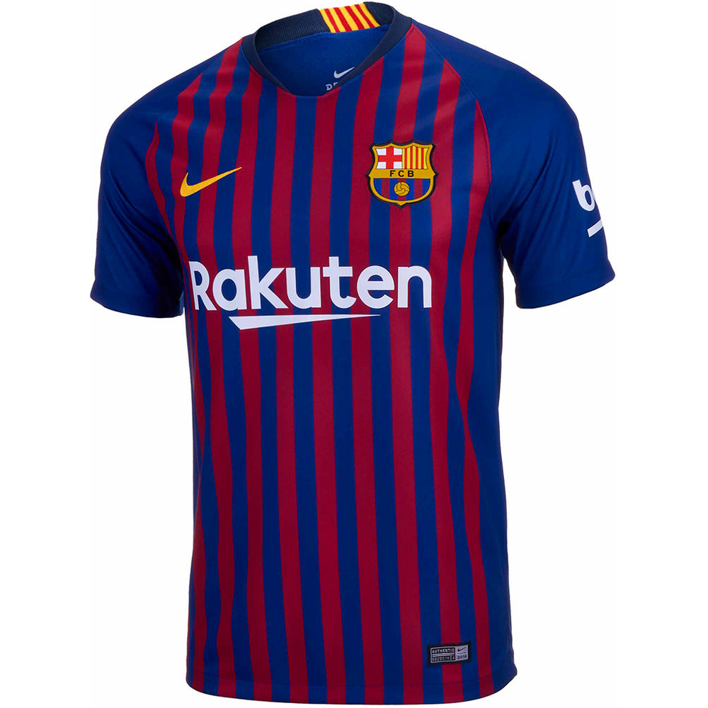 Barcelona FC 2018/19 Home Jersey - Youth