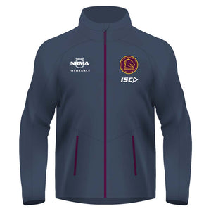 Brisbane Broncos 2018 Wet Weather Jacket
