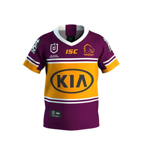 Brisbane Broncos 2020 Home Jersey - Youth