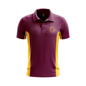 Brisbane Broncos Club Lifestyle Polo