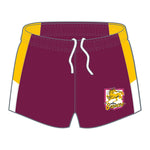 Brisbane Broncos Retro Supporter Shorts