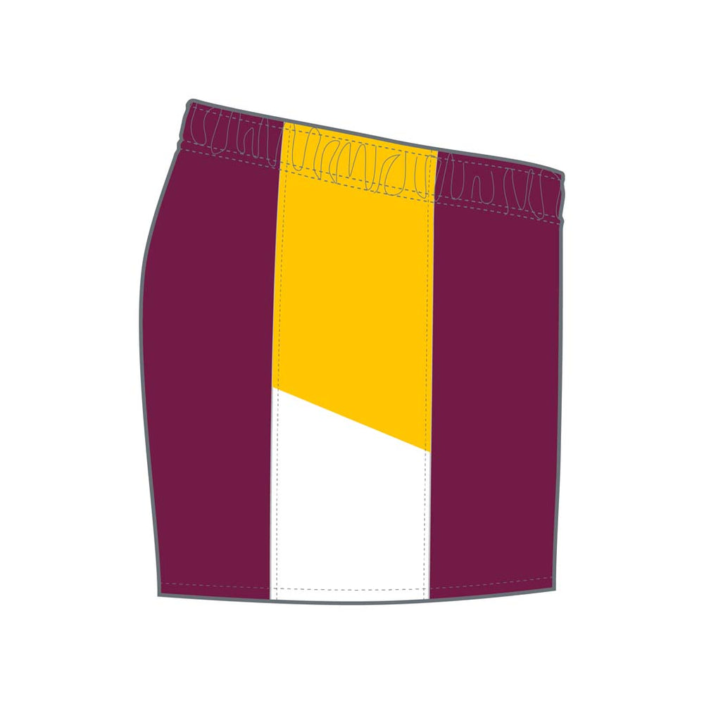 Load image into Gallery viewer, Brisbane Broncos Retro Supporter Shorts