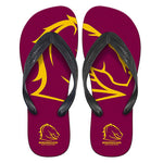 Brisbane Broncos Thongs