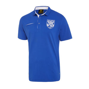 Canterbury Bulldogs 2018 Supporter Knitted Polo