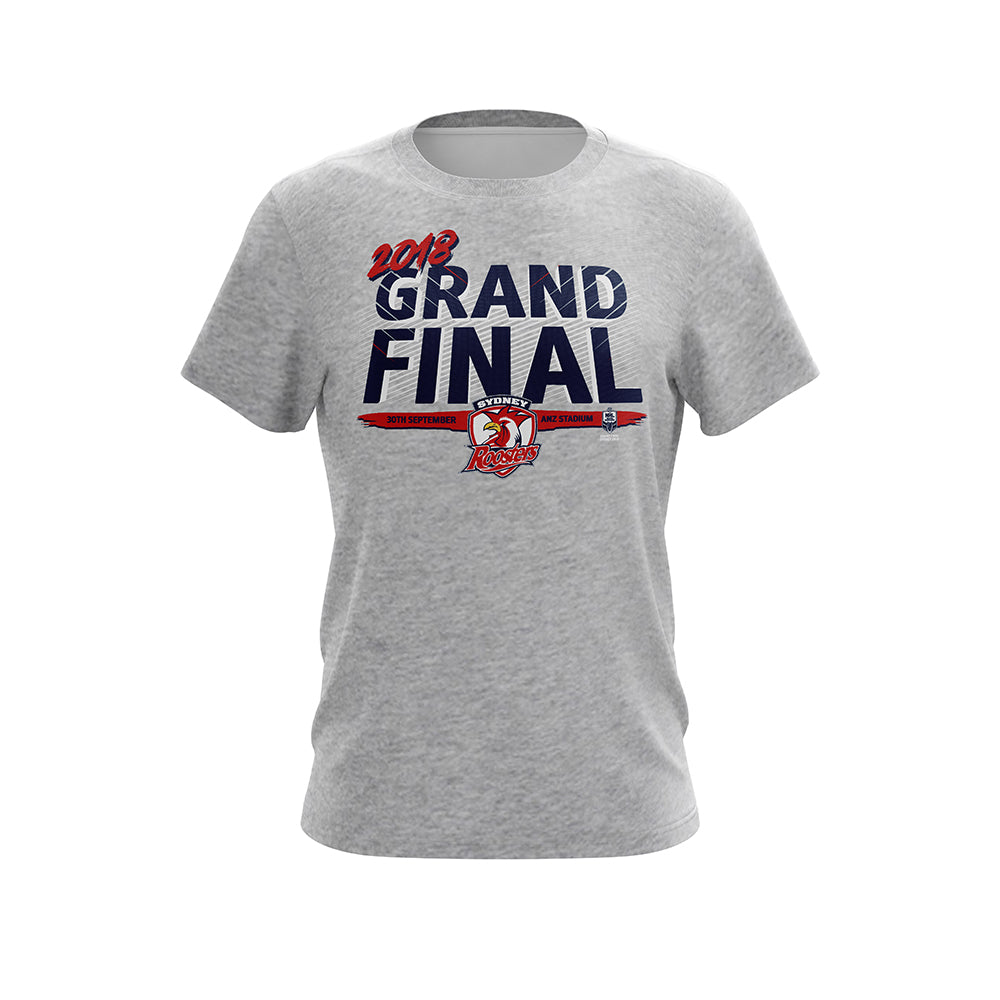 Sydney Roosters 2018 Grand Final Tee - Youth