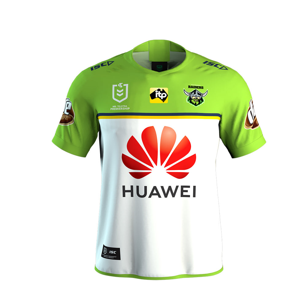 Canberra Raiders 2020 Away Jersey