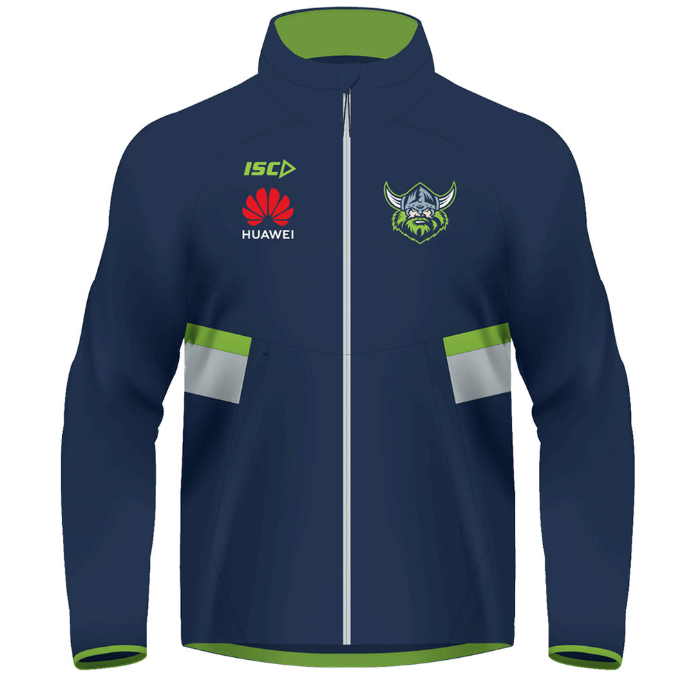 Canberra Raiders 2020 Wet Weather Jacket Adult