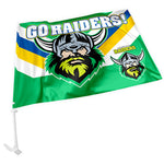 Canberra Raiders Car Flag