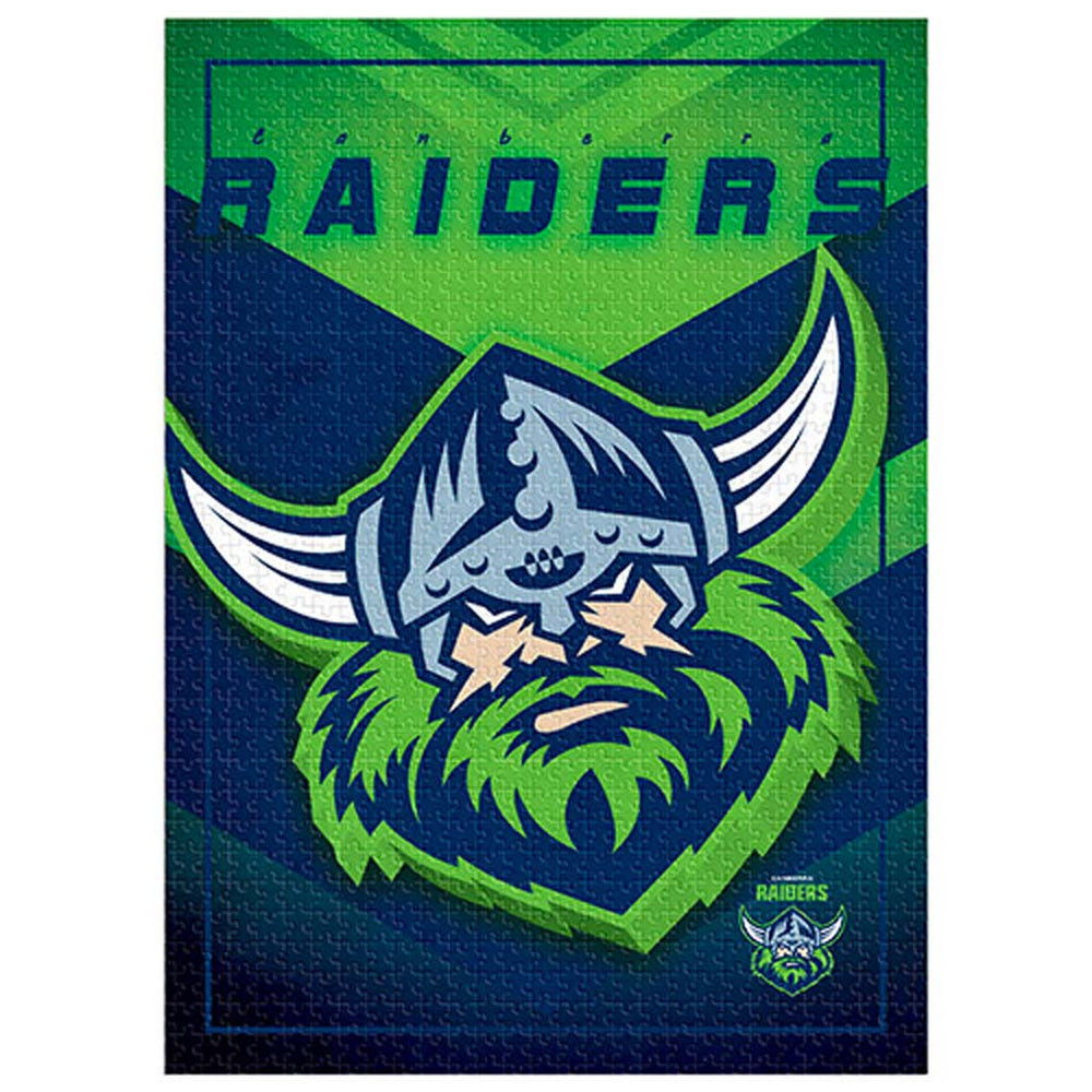 Canberra Raiders 1000-piece Puzzle