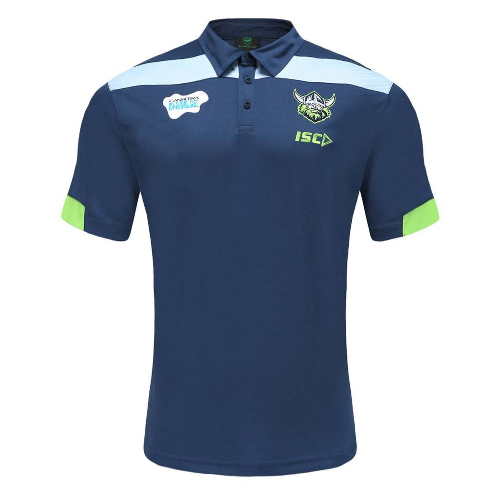Canberra Raiders 2021 Media Polo