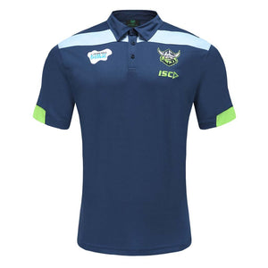 Load image into Gallery viewer, Canberra Raiders 2021 Media Polo