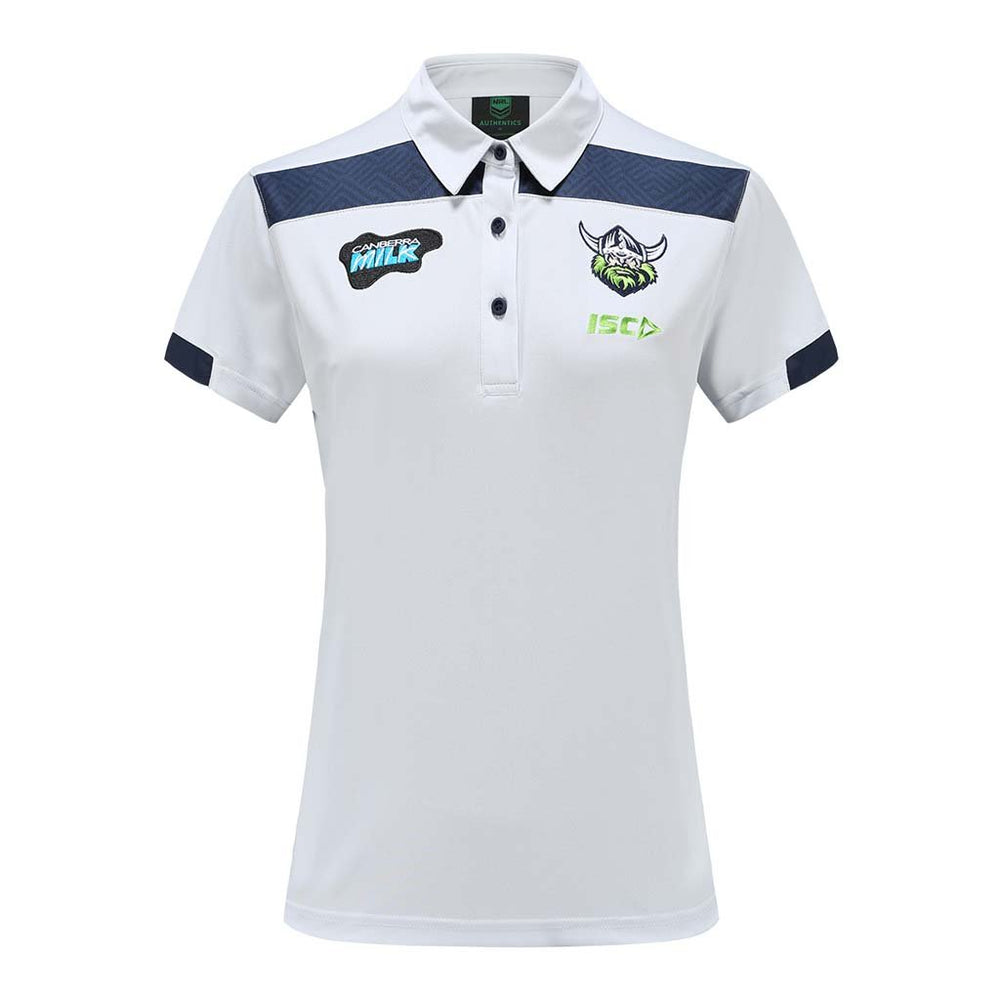 Canberra Raiders 2021 Performance Polo - Ladies