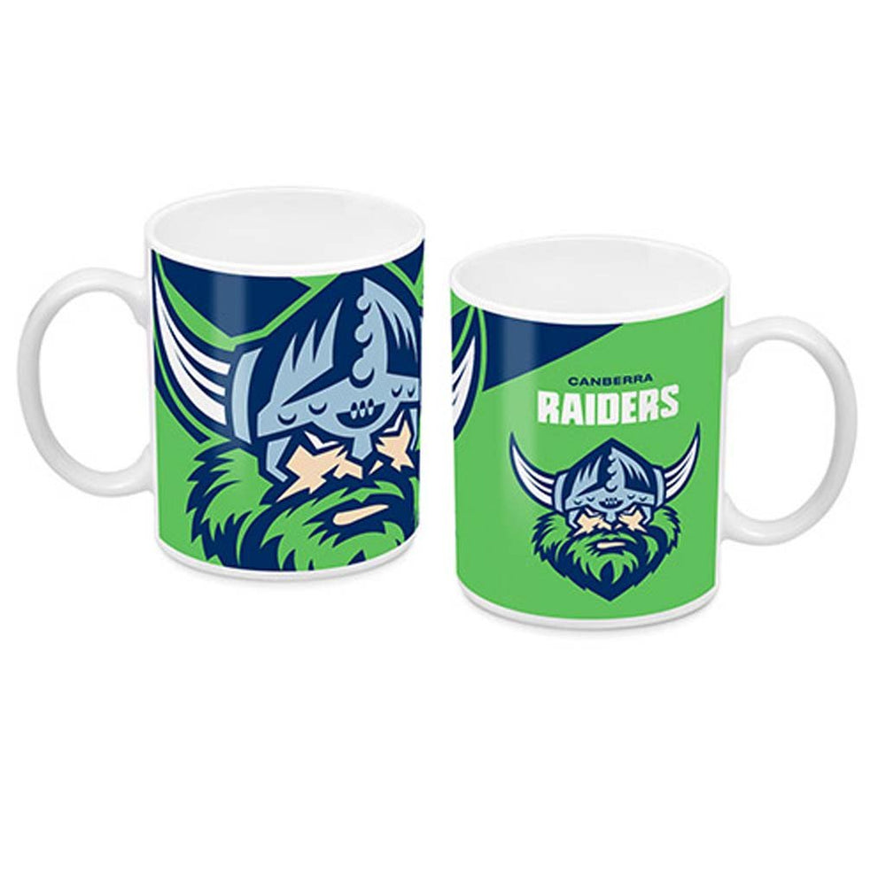 Canberra Raiders Ceramic Mug
