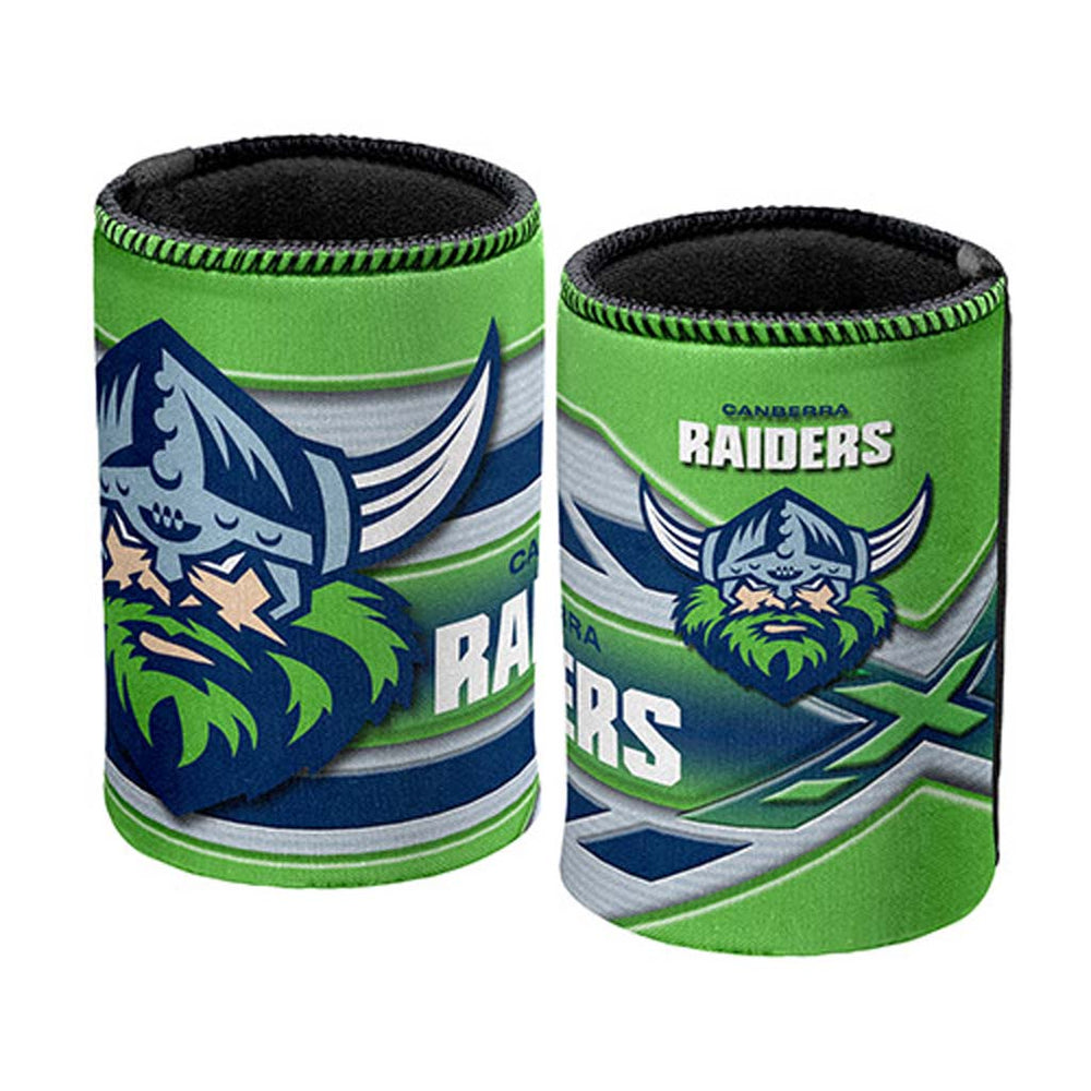 Canberra Raiders Logo Can Cooler