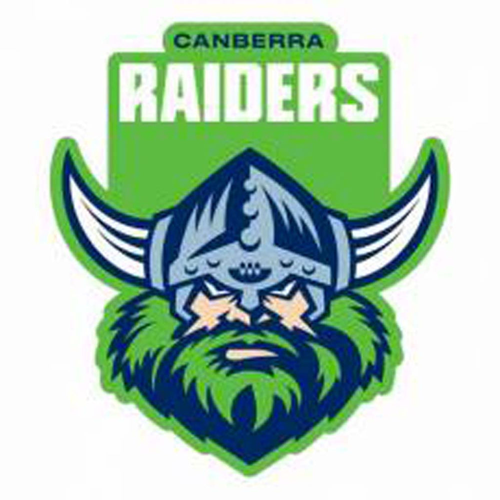 Load image into Gallery viewer, Canberra Raiders Logo Sticker