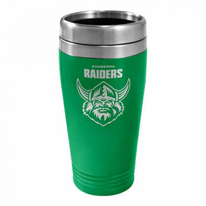 Canberra Raiders Stainless Steel Travel Mug