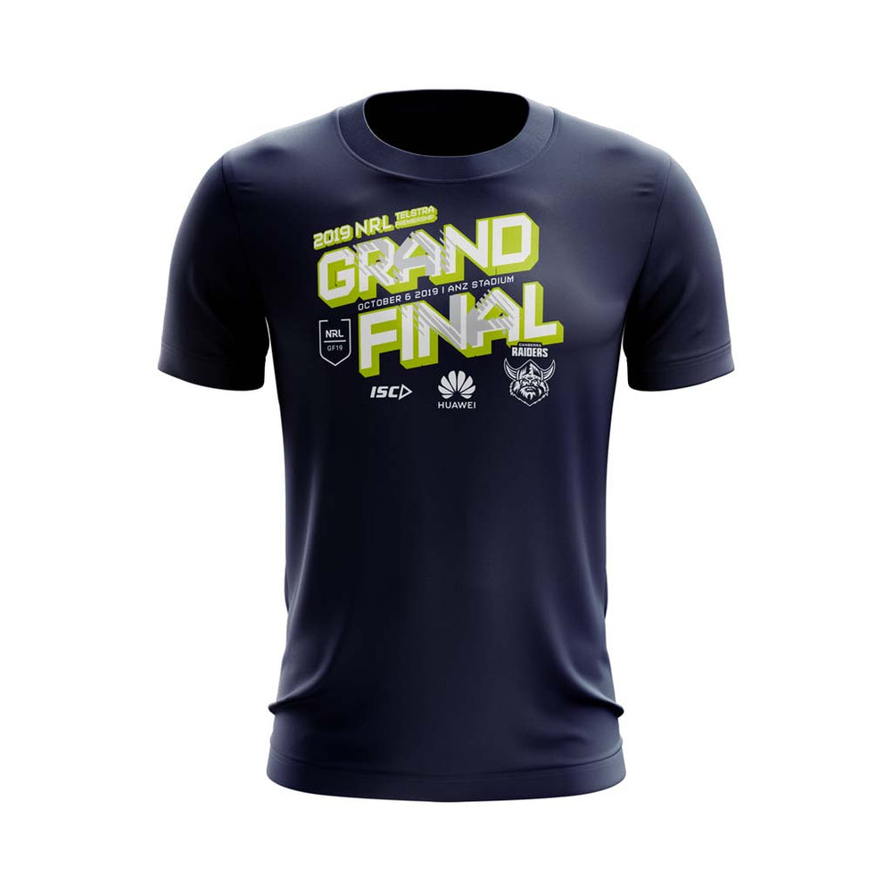 Load image into Gallery viewer, Canberra Raiders 2019 Grand Final Tee - ISC