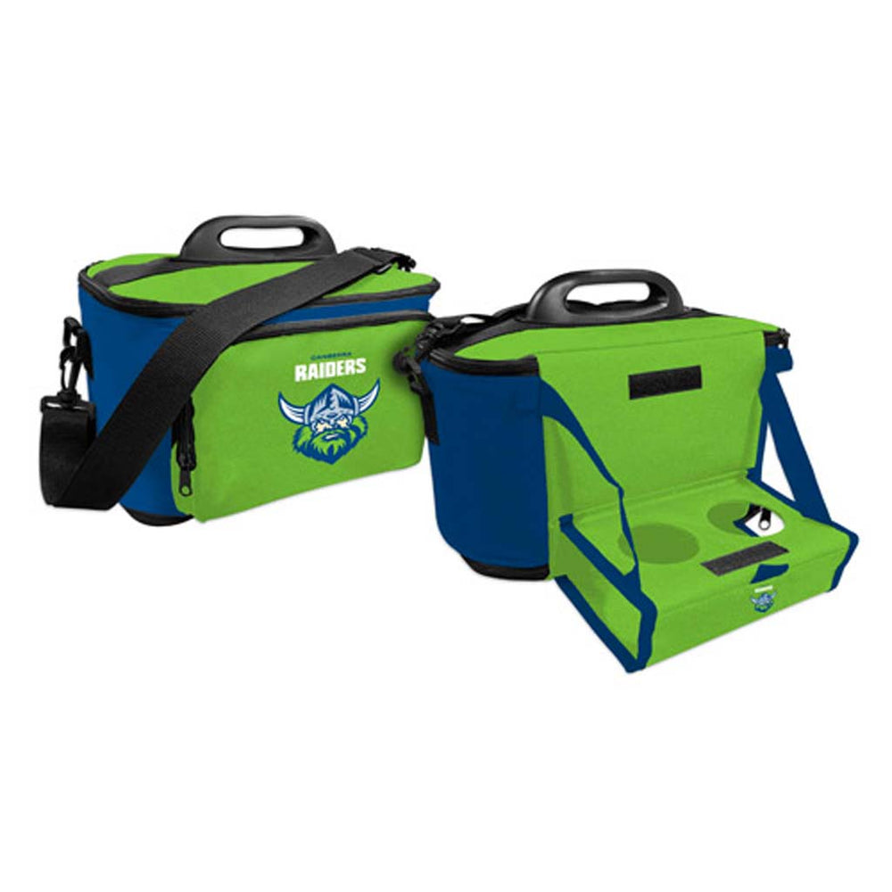 Canberra Raiders Cooler Bag with Tray