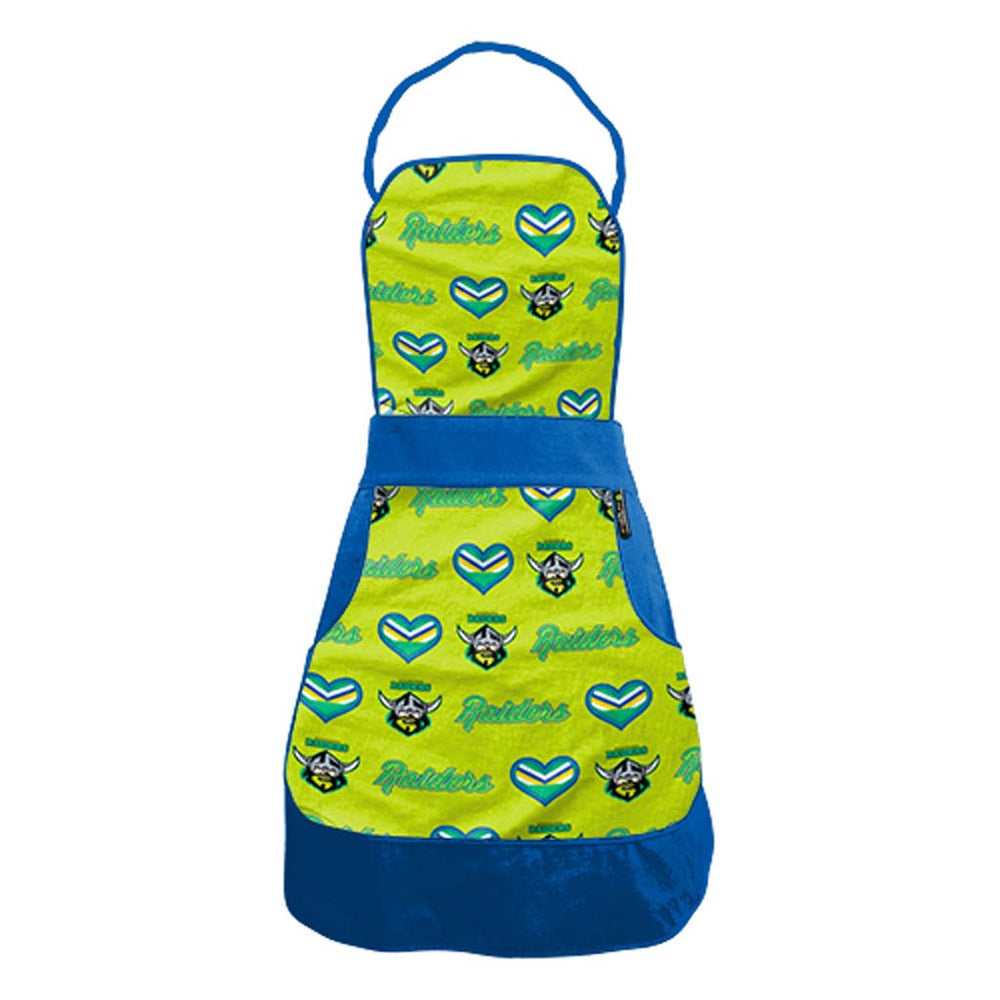 Canberra Raiders Ladies Retro Apron