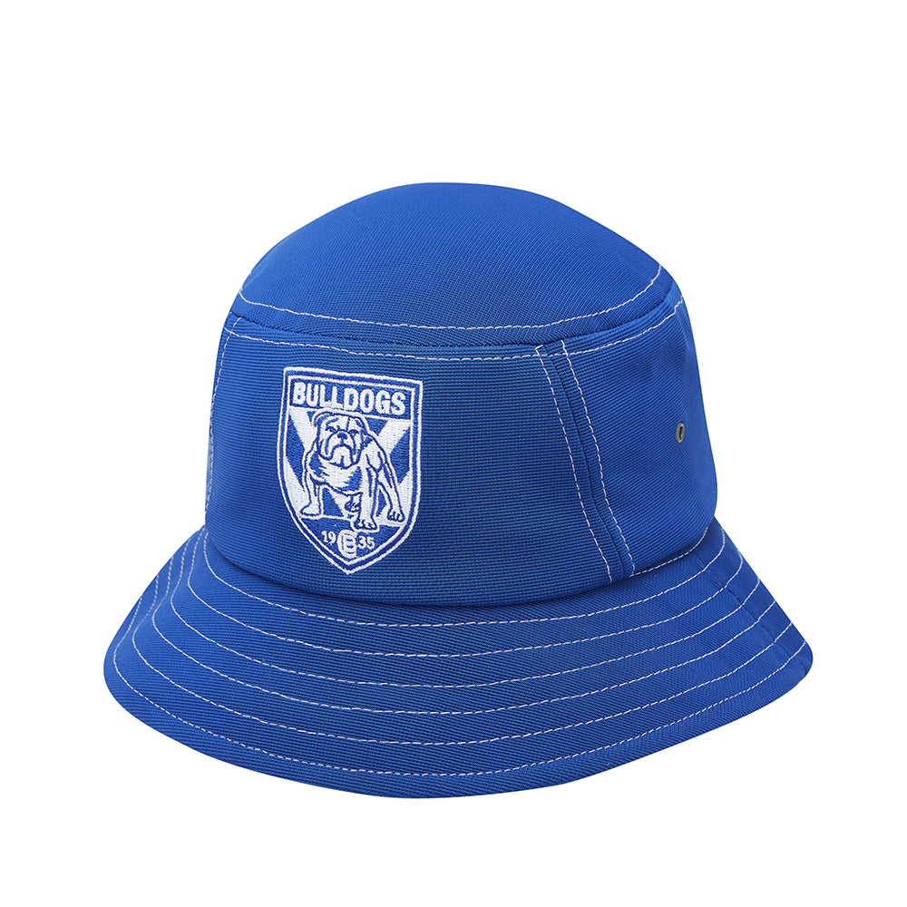 Canterbury Bulldogs Polyester Bucket Hat