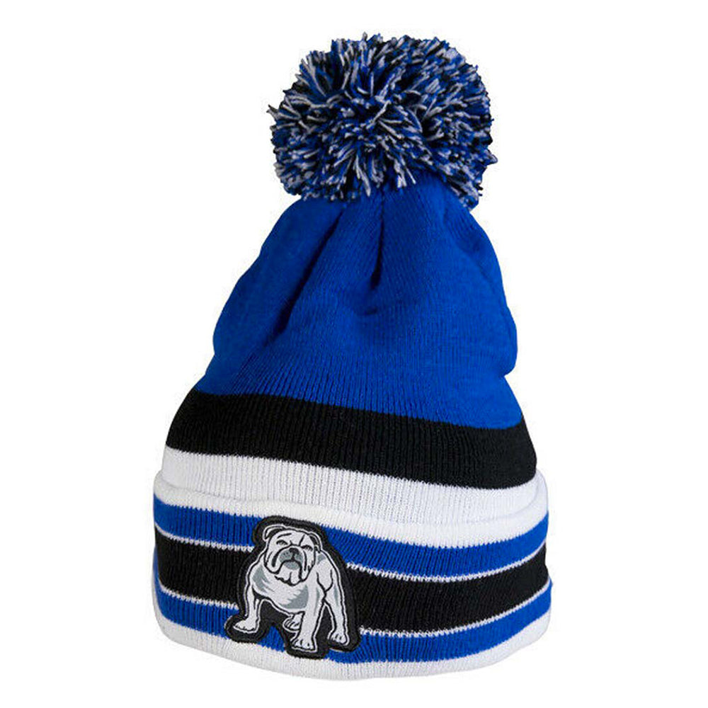 Load image into Gallery viewer, Canterbury Bulldogs Pom Pom Beanie