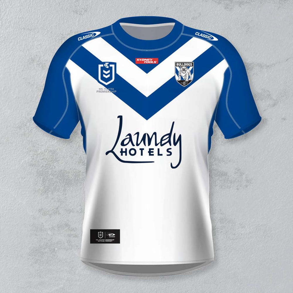 Canterbury Bulldogs 2021 Home Jersey - Ladies