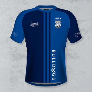 Canterbury Bulldogs 2021 Warm Up Tee - Youth