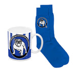 Canterbury Bulldogs Heritage Mug and Socks Pack