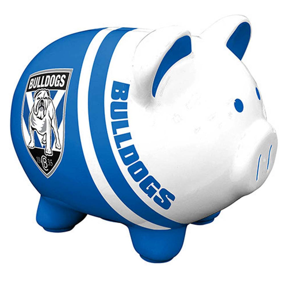 Load image into Gallery viewer, Canterbury Bulldogs Piggy Bank