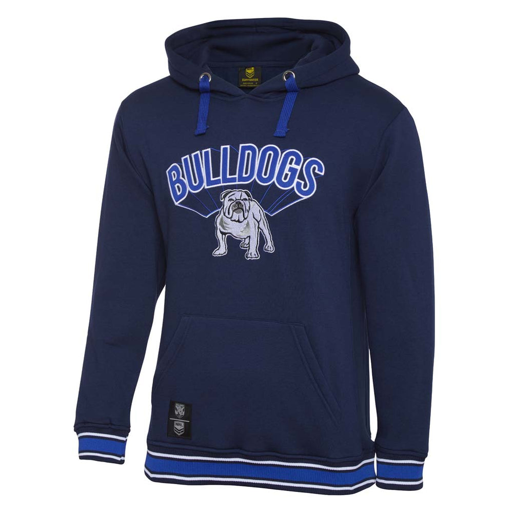 Canterbury Bulldogs 2018 Classic Hoodie - Youth